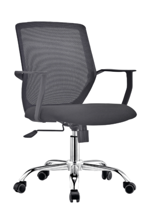 jainy-ergonomic-medium-back-chair-black-color