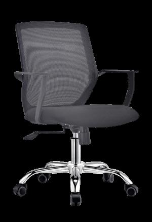 jainy-ergonomic-medium-back-chair-black-color