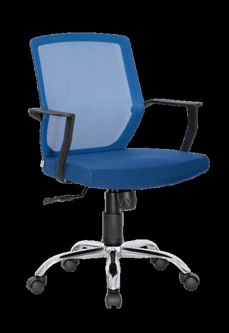 jainy-ergonomic-medium-back-chair-blue-color